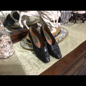 Cole Haan Italy Leather Heels